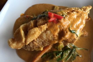 Catfish Curry - delivery menu