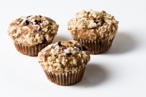 BLUEBERRY MUFFIN  - delivery menu