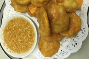 7. Fried Sweet Potato  - delivery menu