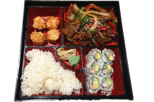 Beef Teriyaki - delivery menu