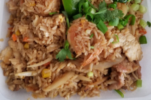 R1. Thai Taste Fried Rice - delivery menu