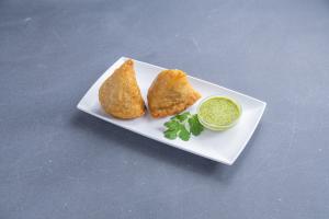 2 Piece Samosas - delivery menu