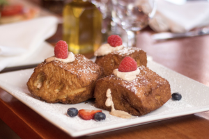 Stuffed Challah French Toast Brunch - delivery menu
