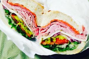 Classic Italian Sandwich - delivery menu