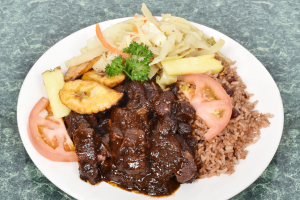 Oxtail - delivery menu