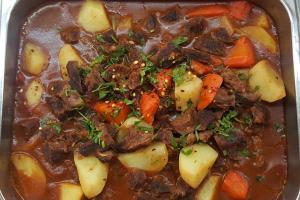 Beef Stew - delivery menu