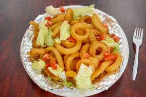 Onion Rings - delivery menu