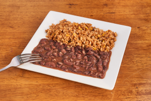 Rice and Beans - delivery menu