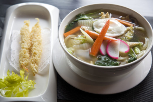 Tom Yam Soup - delivery menu