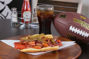 Mark Sanchez Hot Dog - delivery menu