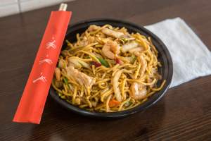 55. House Special Lo Mein - delivery menu