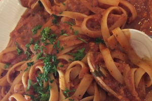 Linguine and Clam Sauce - delivery menu