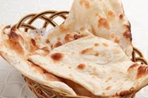 Buttered Naan - delivery menu