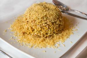 Bhel Puri - delivery menu