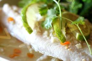 Soulful Steamed Fish - delivery menu