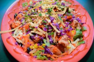 BBQ Chicken Salad - delivery menu