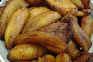 607. Fried Plantains - delivery menu