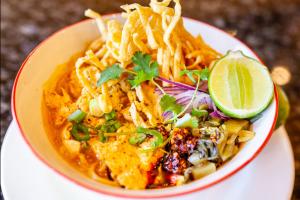 Khao Soi Curry Noodle - delivery menu
