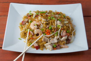 73. House Special Fried Rice - delivery menu