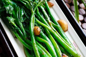 108. Quart of Sauteed Chinese Broccoli - delivery menu