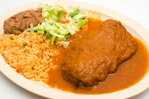 Chile Rellenos  - delivery menu