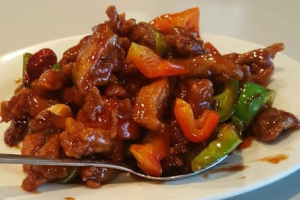 General Tso's Chicken - delivery menu
