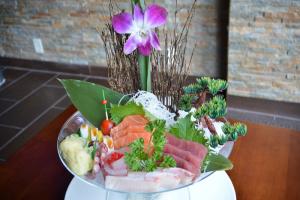 5. Sashimi Platter - delivery menu