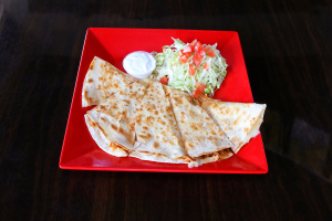 Super Meat Quesadilla - delivery menu