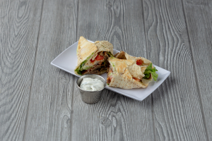 Gyro Pita Sandwich - delivery menu