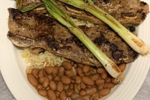 Steak ribs  - delivery menu