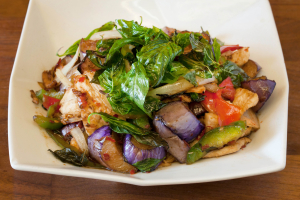 Spicy Eggplant All Day Special - delivery menu