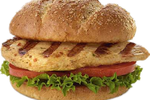 7. Grilled Chicken Sandwich Combo - delivery menu