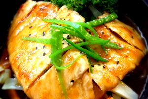 Chicken Teriyaki - delivery menu