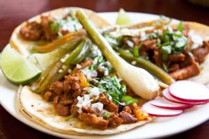 Pastor Tacos - delivery menu