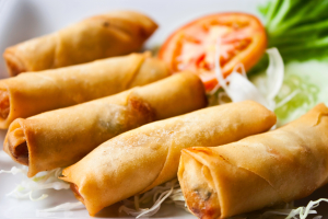 25b. Spring Roll - delivery menu