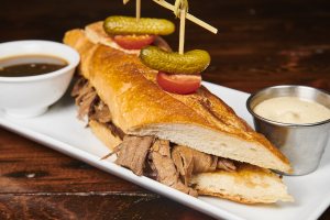 French Double Dip  - delivery menu