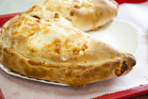 Regular Calzone - delivery menu