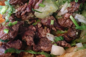 Grilled Steak Taco - delivery menu