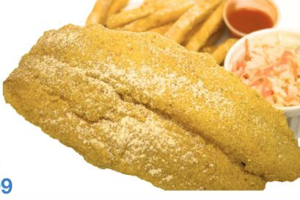 Catfish Fillet Sandwich - delivery menu