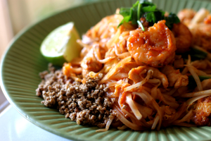 Pad Thai Noodles - delivery menu