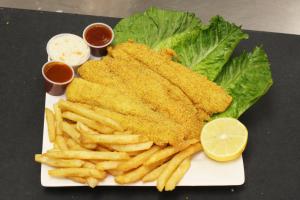 Catfish Fillet - delivery menu