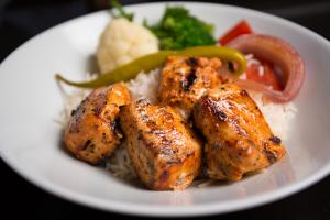 CHICKEN KABOB BOWL - delivery menu