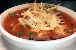 Azteca Chicken Soup - delivery menu