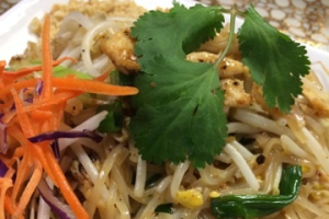 Phad Thai Lunch - delivery menu