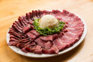 Combination Corned Beef and Pastrami Platter - delivery menu