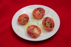 GRILLED TOMATOES - delivery menu