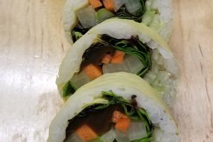 Vegetarian Roll - delivery menu