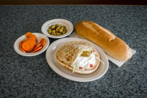 Labneh Sandwich - delivery menu