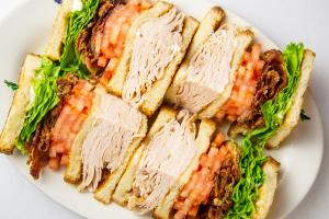 K. Club Sandwich - delivery menu