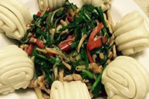 6 Piece Buchu Chapchae - delivery menu